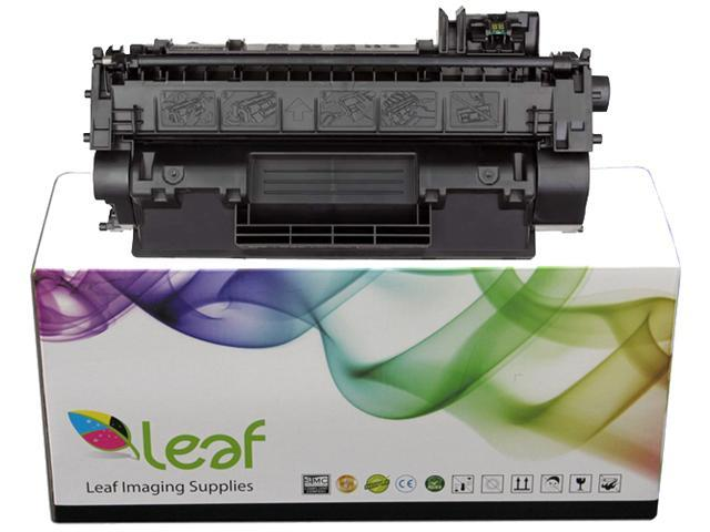 Leaf Imaging Supplies LER CE285A Black Toner