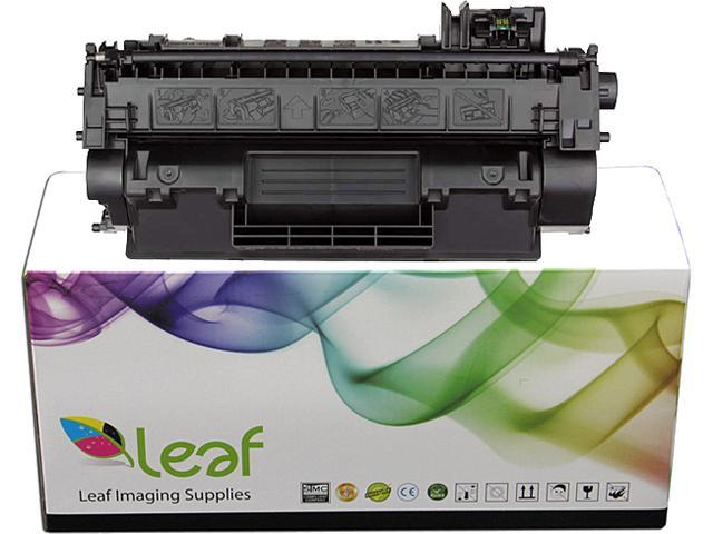 Leaf Imaging Supplies LER CF280A Black Toner Replacement