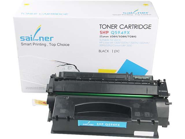 Sailner Compatible SHP-Q5949X  Toner Cartridge, alternative for HP  OEM#  Q5949X