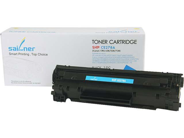 Sailner Compatible SHP-CE278A  Toner Cartridge, alternative for HP  OEM# CE278A