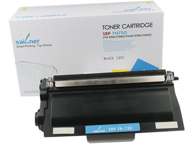 Sailner Compatible SBP-TN-750  Toner Cartridge, alternative for Brohter OEM# TN-750