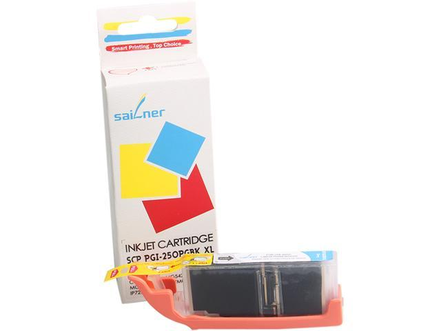 Sailner Compatible SCP-PGI-250XLBK inkjet Cartridge, alternative for Canon OEM# PGI-250XLBK