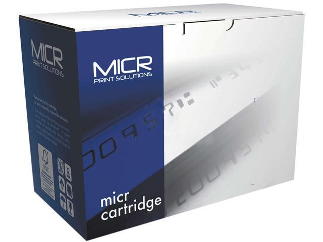 tonerC MCR80XM Black Compatible MICR Toner