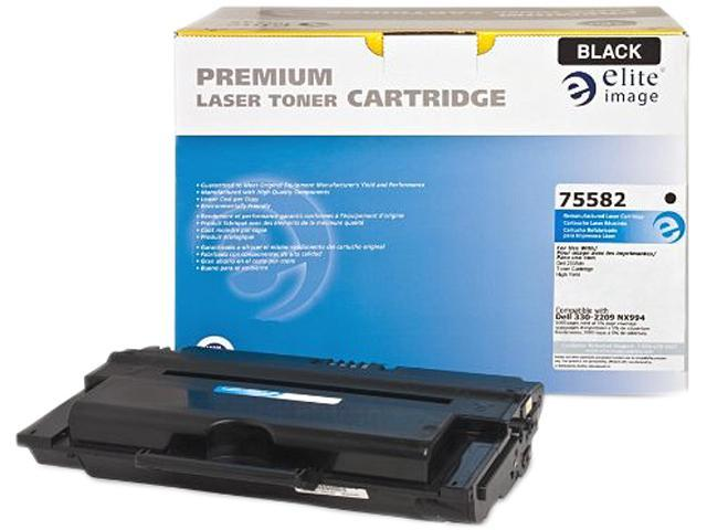 Elite Image 75582 Toner Black