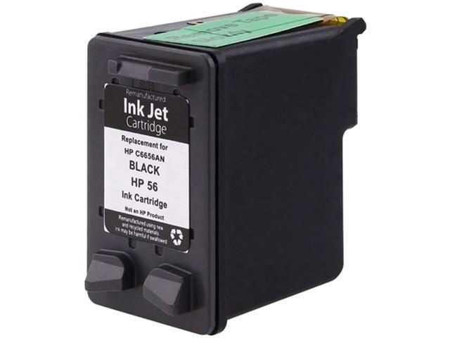 1042049 black compatible with hp 56 psc 1315 1210 1350 2210 ink cartridge black. Black Bedroom Furniture Sets. Home Design Ideas