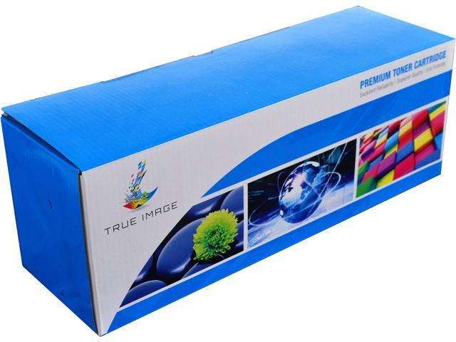 TRUE IMAGE BRTN580 High Yield Black Toner Replaces Brother TN-580 TN580 TN-550 TN550, Single Pack, Page Yield 8,000