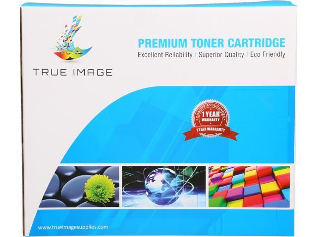 TRUE IMAGE HECC364A Black Toner Replaces HP 64A CC364A, Single Pack, Page Yield 24,000