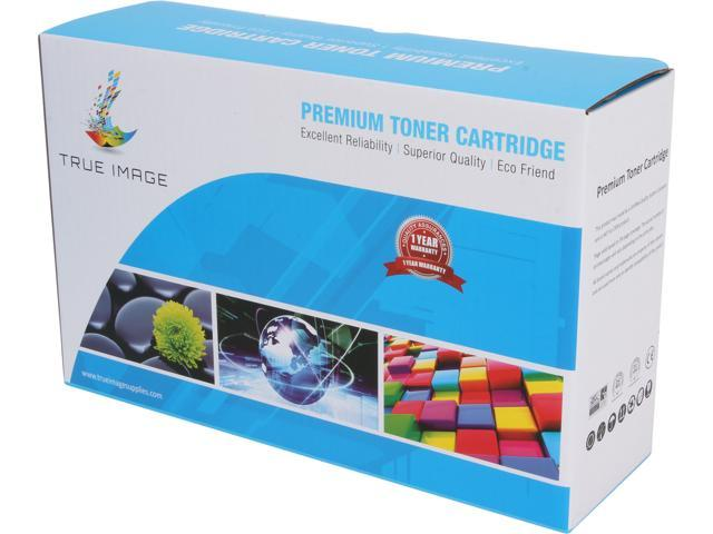 TRUE IMAGE HEQ7553X High Yield Black Toner Replaces HP 53X Q7553X 51A Q7551A, Single Pack, Page Yield 6,000