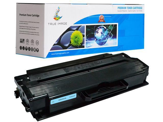 TRUE IMAGE SAMLTD115L High Yield Black Toner Replaces Samsung 115L MLT-D115L, Single Pack, Page Yield 3,000