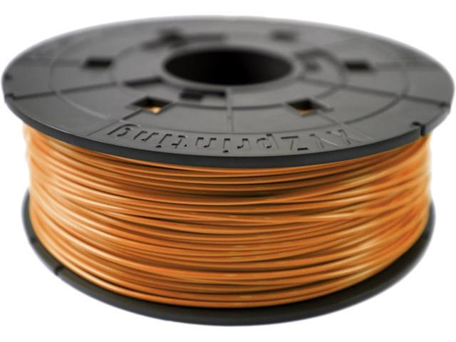 XYZprinting da Vinci ABS Filament (for 1.0, 1.1+, AiO, 2.0, Pro), SUN ORANGE Color