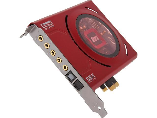 Creative Sound Blaster Z Sound Card