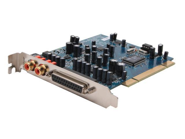 M-AUDIO Audiophile 192 24-bit 192KHz PCI Interface High-Definition 4-In-4-Out Audio Card with Digital I-O and MIDI