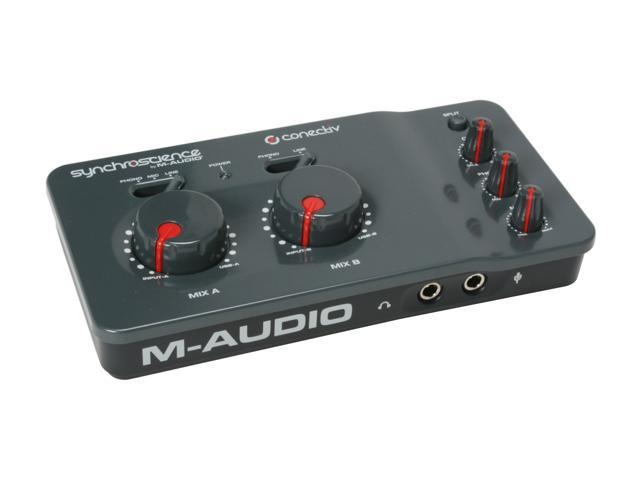 M-AUDIO 9900-51978-00 Torq Connective with CD's and vinyl