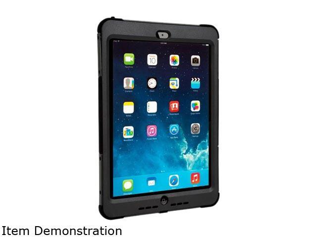 Targus Black SafePort Rugged Max Pro Case for iPad Air 2 Model THD124USZ