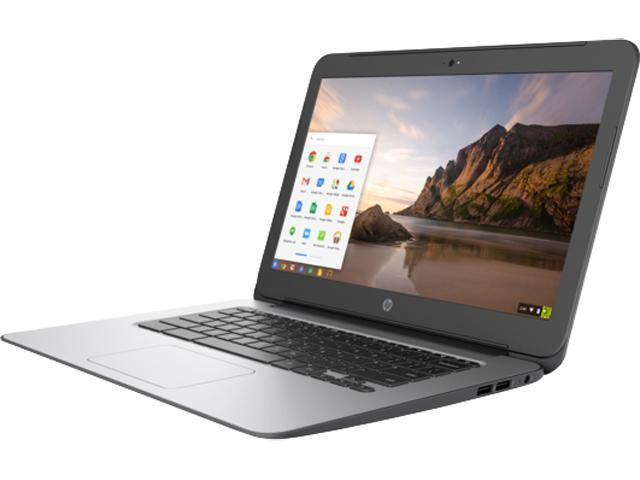 HP Chromebook 14 G4 (T4M33UT#ABL) Bilingual Chromebook Intel Celeron N2840 (2.16 GHz) 4 GB Memory 32 GB eMMC SSD 14.0
