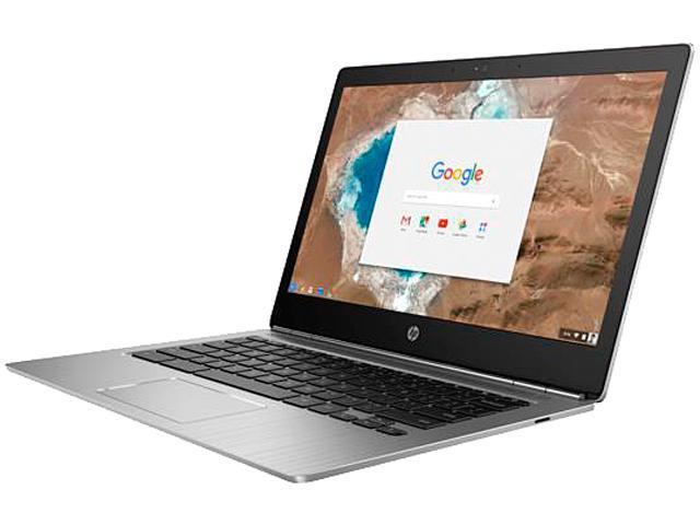 HP Chromebook 13 G1 (W0T00UT#ABL) Bilingual Chromebook Intel Core M3 6Y30 (0.90 GHz) 4 GB Memory 32 GB eMMC SSD 13.3
