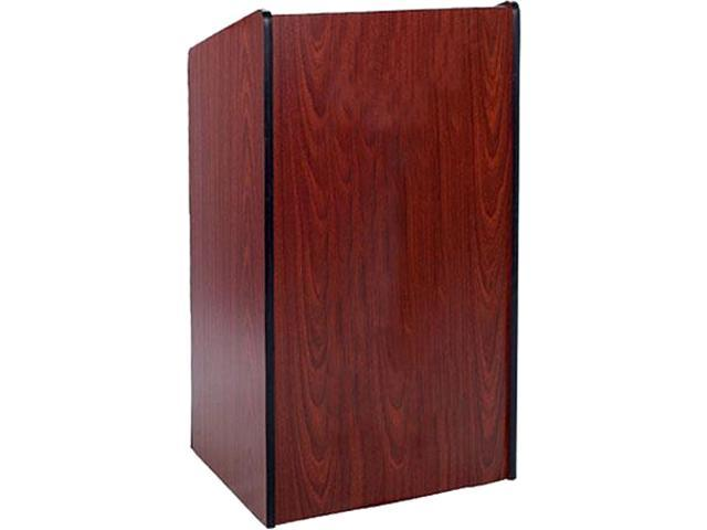 W450-MH Presidential Plus Lectern - No Sound - Mahogany