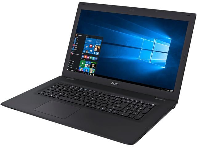 Acer Laptop TravelMate P278 TMP278-MG-52D8-US Intel Core i5 6th Gen 6200U (2.30 GHz) 8 GB DDR3L Memory 1 TB HDD NVIDIA GeForce 940M 17.3