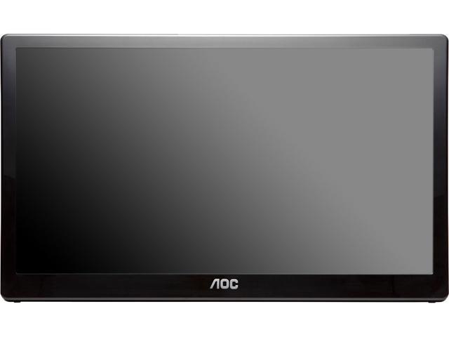 AOC E1659FWUX Black 16