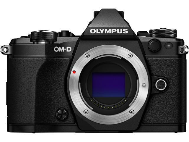 OLYMPUS OM-D E-M5 Mark II V207040BU000 Black 16.1 MP 3.0