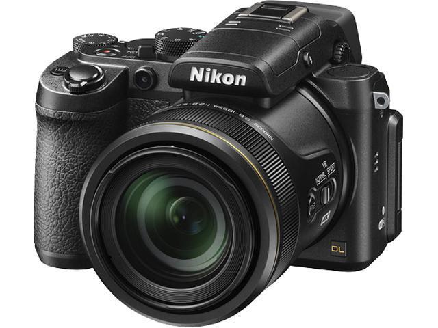 Nikon DL 24-500 f/2.8-5.6 Digital Camera