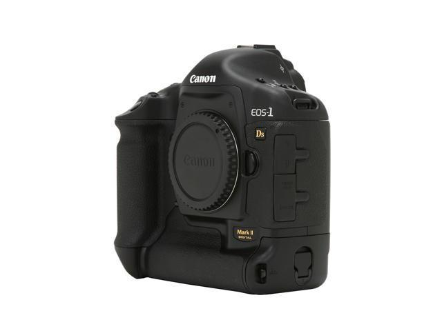 Canon EOS 1Ds Mark II Black 16.7 MP Digital SLR Camera - Body Only