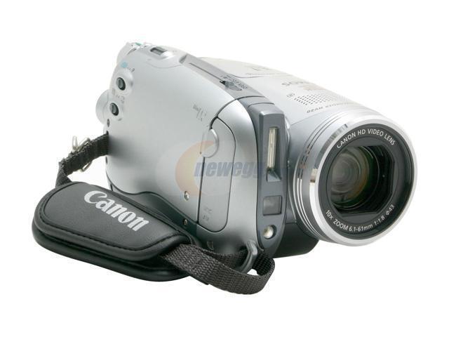 "Canon VIXIA HV20 2.7"" 211K Widescreen LCD 10X Optical Zoom 3.0MP High Definition Camcorder"