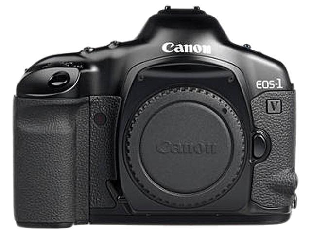 Canon EOS-1v 2043A005 Black Digital SLR Camera - Body