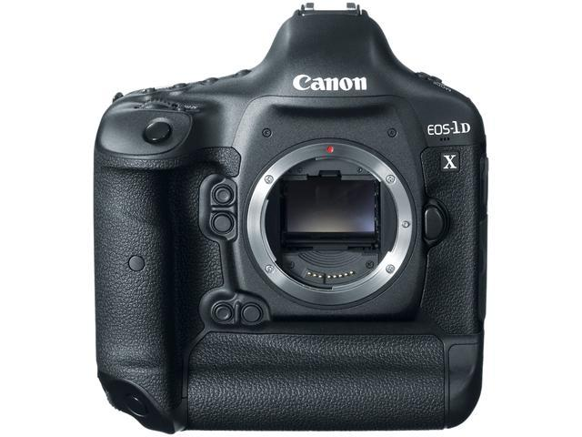 Canon EOS-1D X (5253B002) Black 18.1 MP Digital SLR Cameras