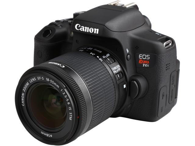 Canon Cameras 0591C003 Camera Lens Kit - 18-55 mm. - Newegg.com
