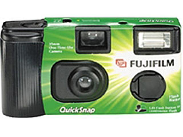 FUJIFILM QuickSnap Flash 400 7033661 Disposable 35mm Camera
