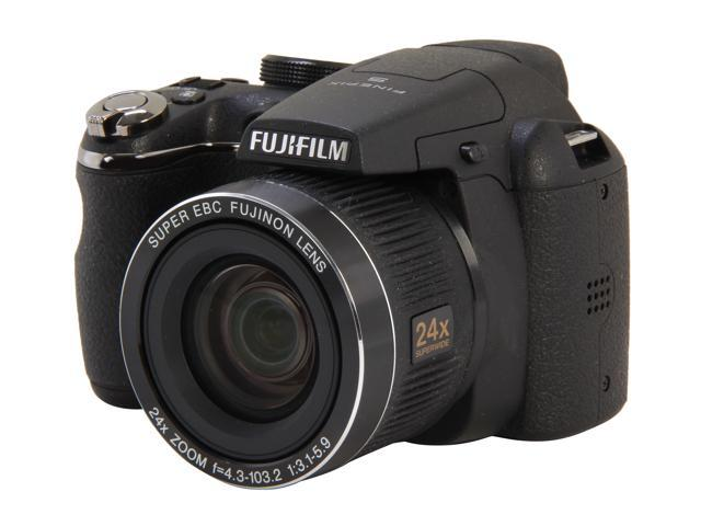 FUJIFILM S3280 Black 14.0 MP Digital Camera