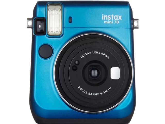 FUJIFILM instax mini 70 600015899 Film Camera - Island Blue