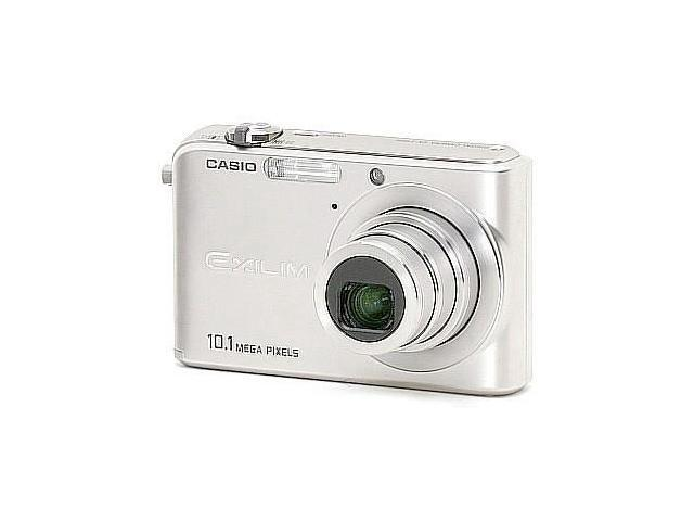 CASIO EX-Z1000 Silver 10.1 MP 3X Optical Zoom Digital Camera