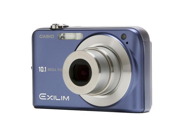 CASIO EX-Z1050BE Blue 10.1 MP 3X Optical Zoom Digital Camera