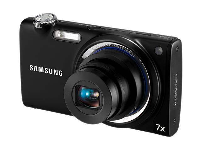 SAMSUNG TL240 Black 14 MP Digital Camera