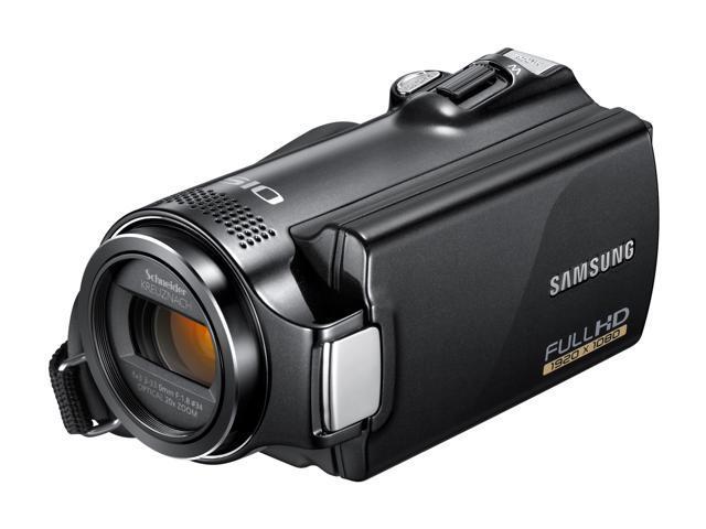 SAMSUNG HMX-H200 Black Full HD Camcorder