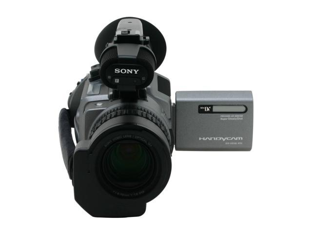 "SONY DCR-VX2100 1/3"" 3CCD 2.5"" 211K LCD 12X Optical Zoom MiniDV Camcorder"