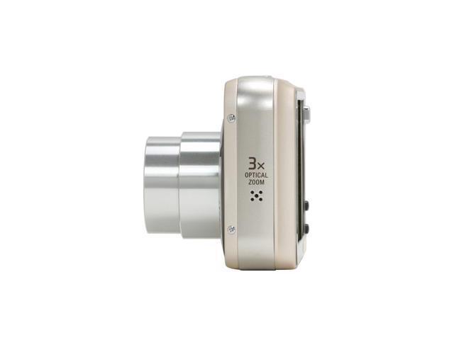 SONY Cyber-shot DSC-N2 Champagne 10.1 MP 3X Optical Zoom Digital Camera