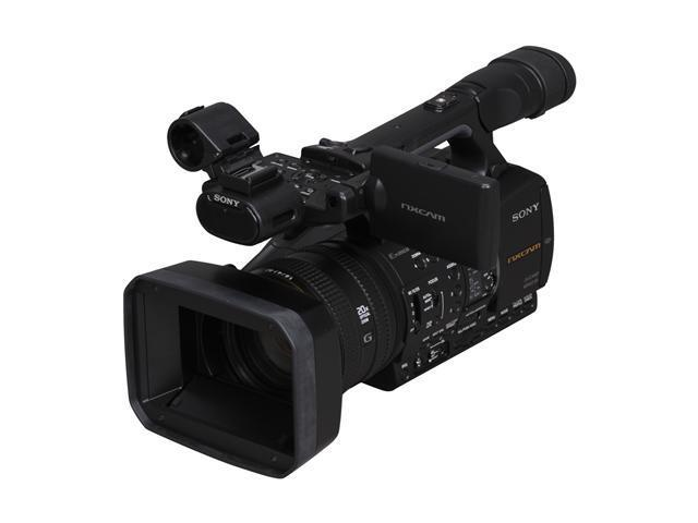 "SONY HXR-NX5U Black Exmor 3CMOS 3.2"" 921K LCD 20X Optical Zoom Digital HD Video Camera Recorder"