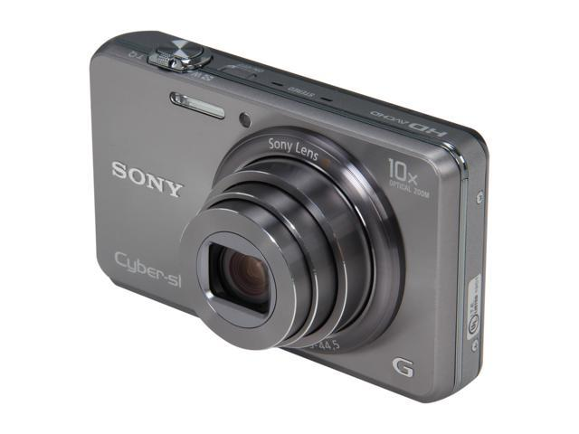 SONY DSC-WX150 Silver 18 MP 10X Optical Zoom Digital Camera
