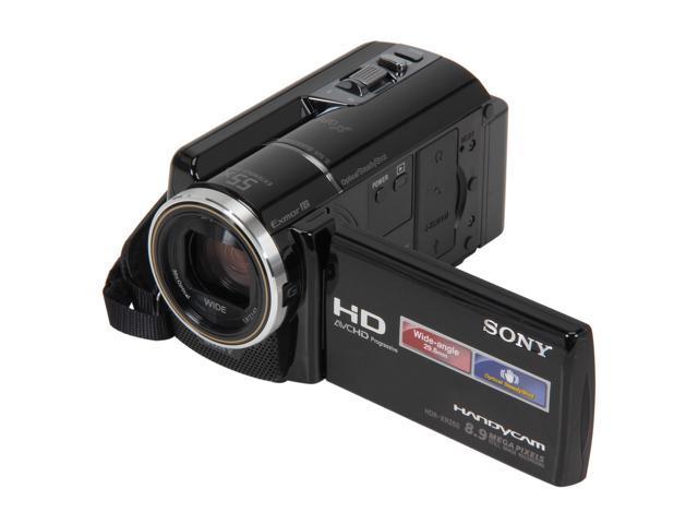SONY HDR-XR260V Black 1/3.91