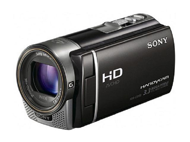 SONY HDR-CX160 Black Full HD HDD/Flash Memory Camcorder