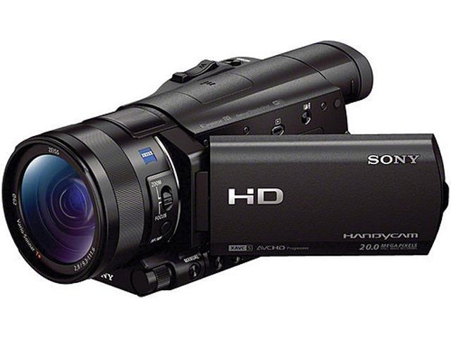 SONY HDR-CX900/B Black 1