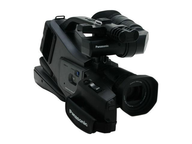 "Panasonic AG-DVC60 1/4"" 3CCD 2.5"" LCD 16X Optical Zoom MiniDV Camcorder"