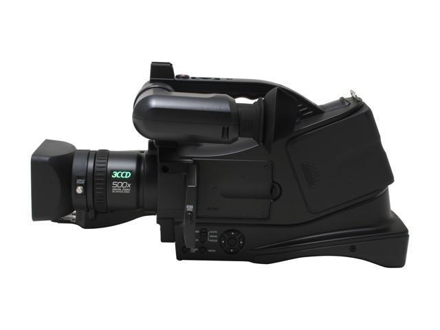 "Panasonic AG-DVC20 3CCD 2.5""LCD 10X Optical Zoom Professional Camcorder"