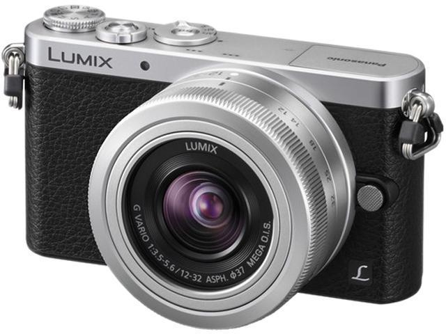 Panasonic LUMIX GM1 DMC-GM1KS Silver 16MP 3.0