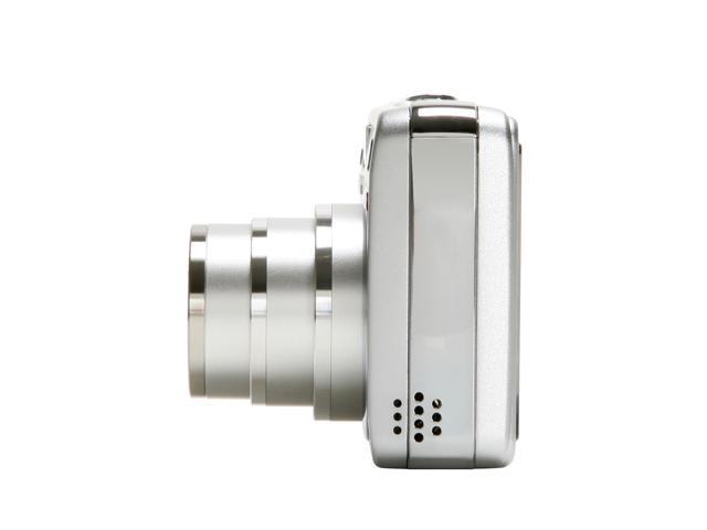 PENTAX Optio A20 Silver 10.0 MP 3X Optical Zoom Digital Camera