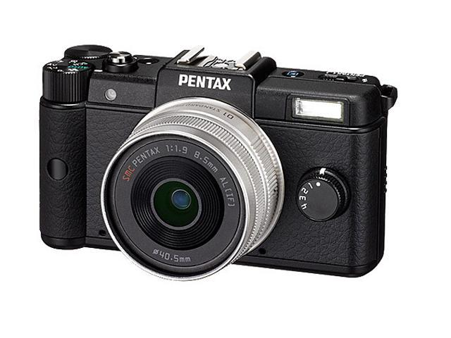 PENTAX Q (15073) Black 12.4 MP 3.0