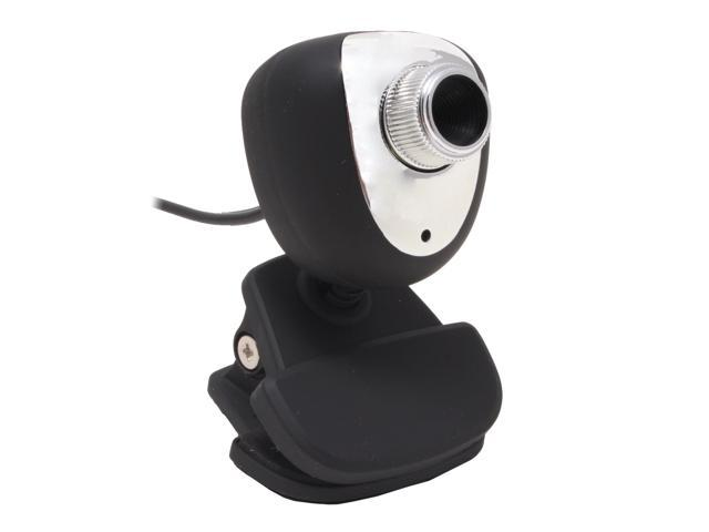 SABRENT SBT-WCCK USB Color Web Camera with Built-in Audio Microphone